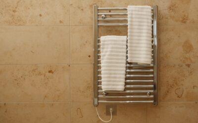Electrische handdoek radiator