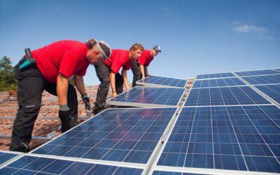 Zonnepanelen delen: Energiegemeenschap zonnedelen